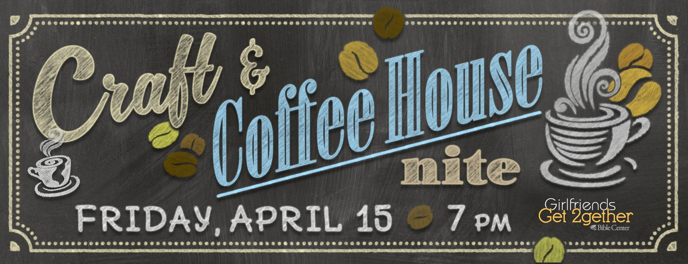 Craft & Coffee House Nite