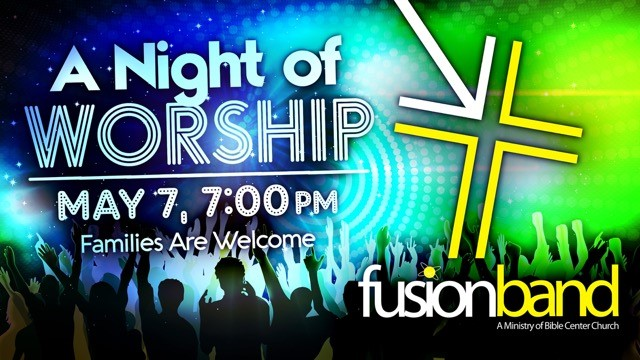 Night of Worship with Fusion Band