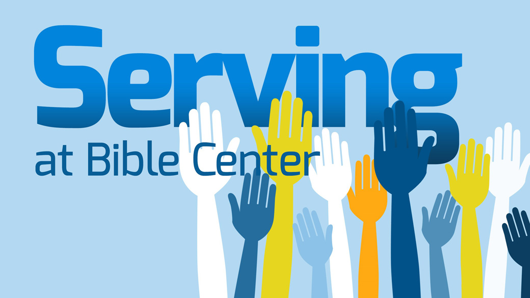 16 Serving at Bible Center