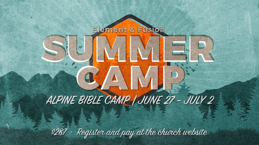 Summer Camp (Grades 6-12)