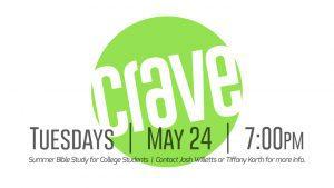 16 College Crave