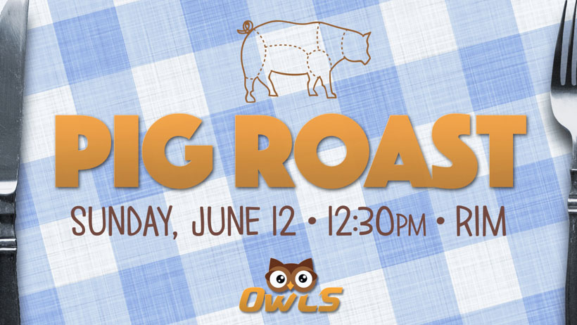 OWLS 3rd Annual Pig Roast