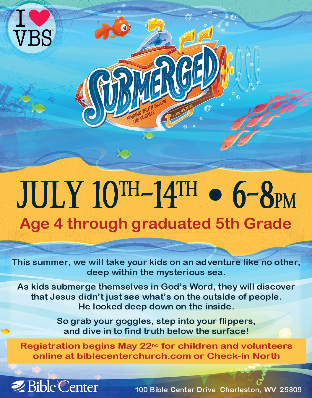16 VBS Poster