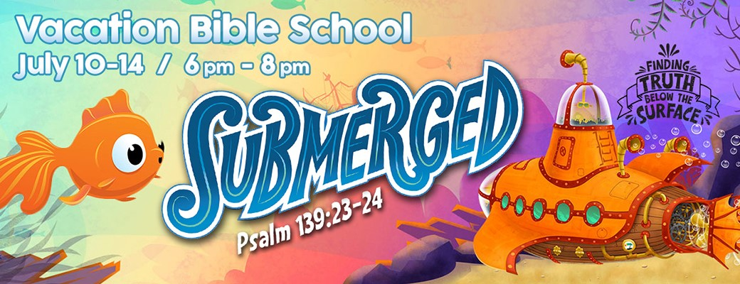 2016 VBS: Submerged