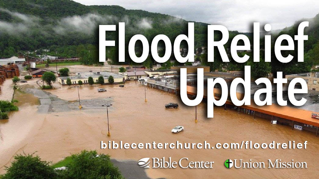 Continuing Flood Relief Efforts