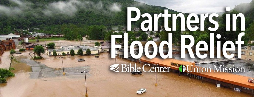 WV Flood Relief Effort