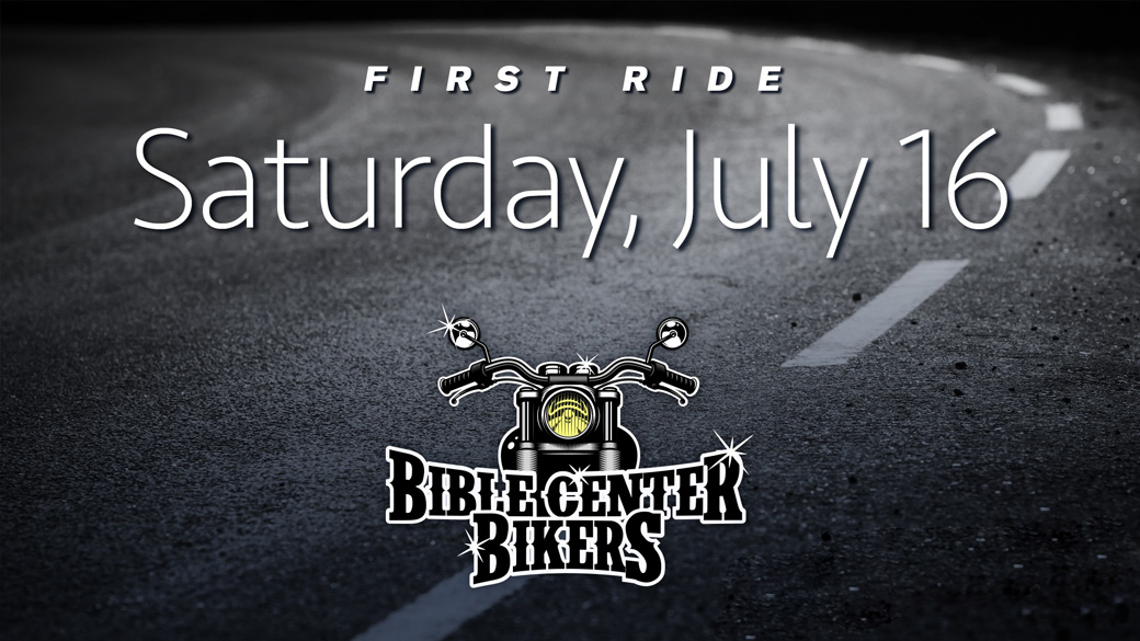 Bible Center Bikers 1st Ride