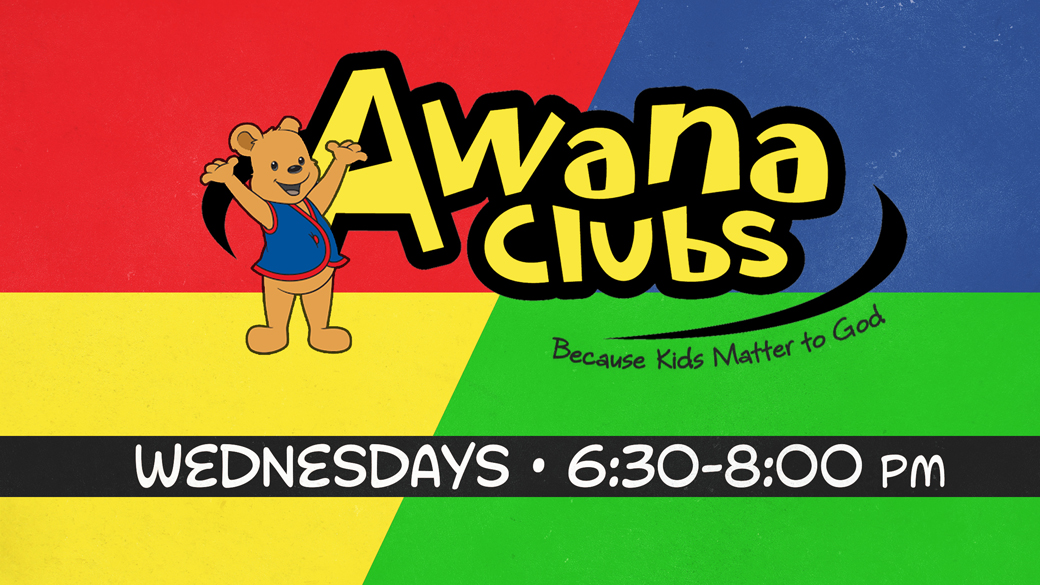AWANA Clubs (K-5th Grades)