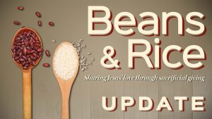 16 Beans and Rice update