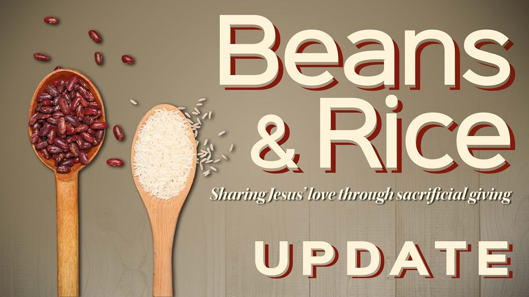 Beans & Rice update