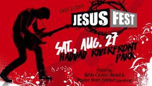 16 Jesus Fest
