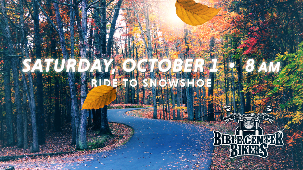 Bible Center Bikers Ride to Snowshoe