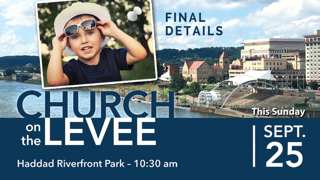 Final Levee Details