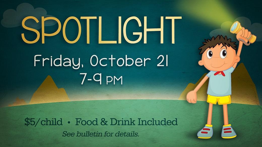 Spotlight (3rd-5th)