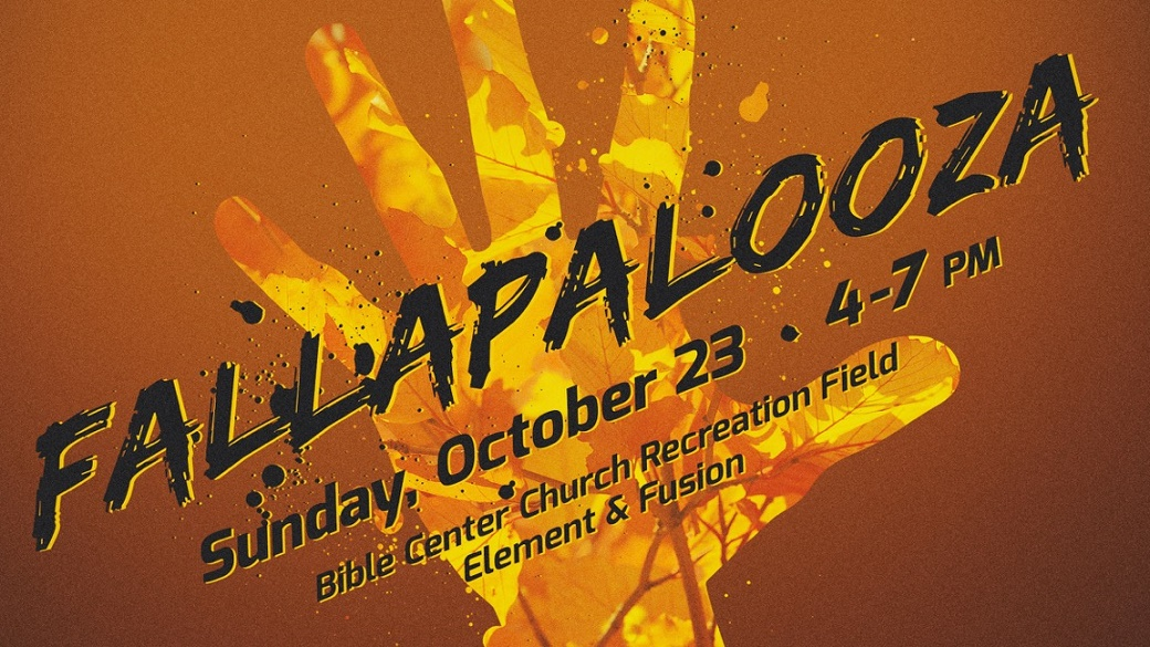 Fallapalooza (6th-12th)