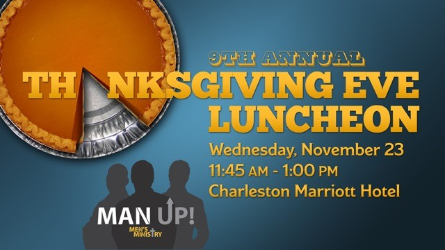 ManUP! Thanksgiving Eve Luncheon