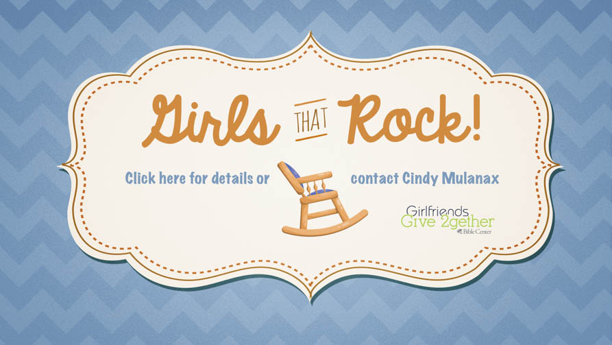 Girlfriends Give 2gether: Girls That Rock!