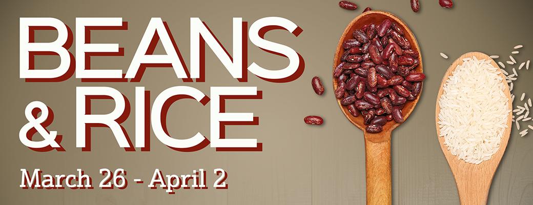 Beans & Rice Week