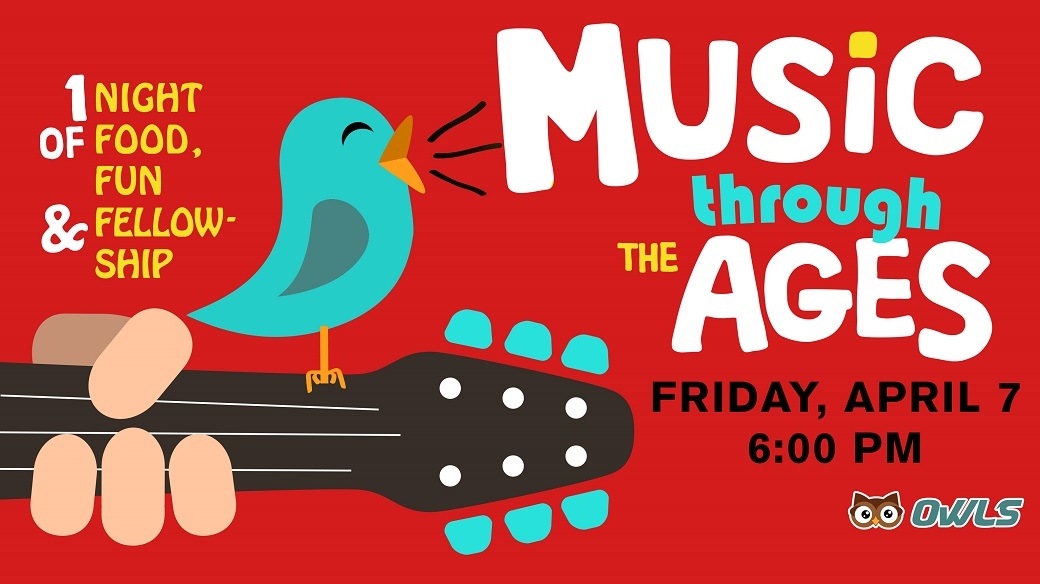 Music Through the Ages (OWLS 55+)