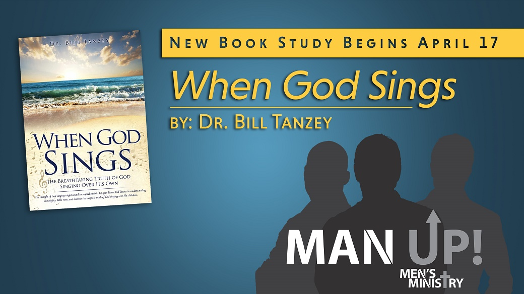 Men's Book Study – When God Sings
