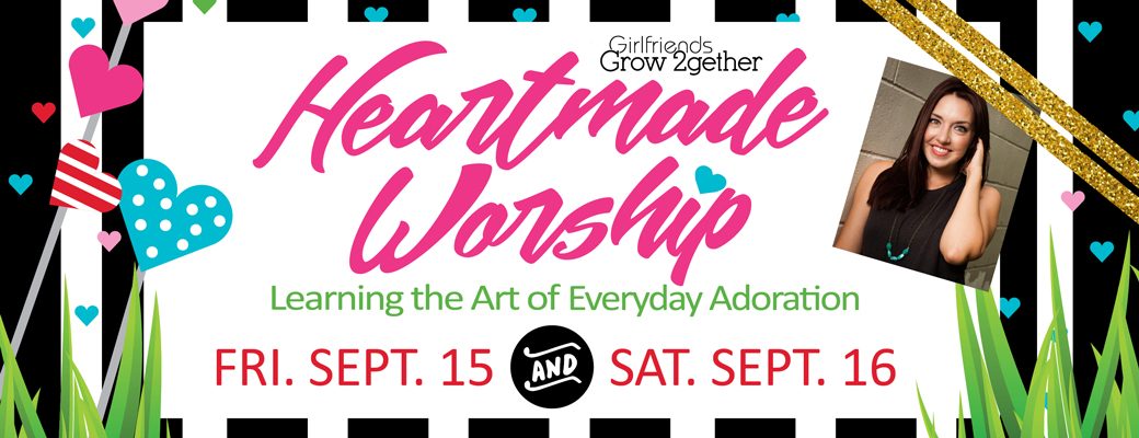 Girlfriends Grow 2gether Fall Event