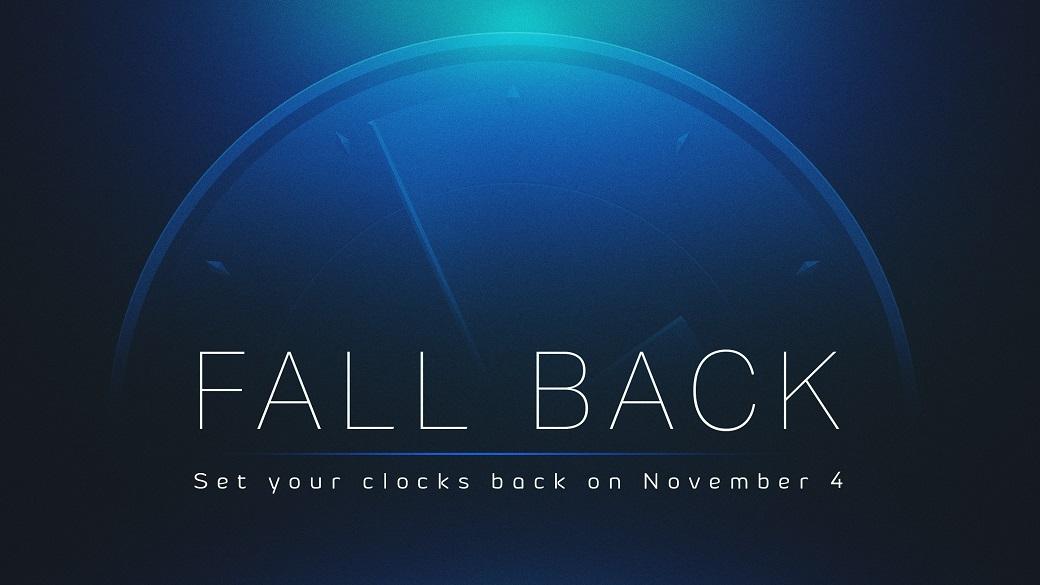 Fall Back!