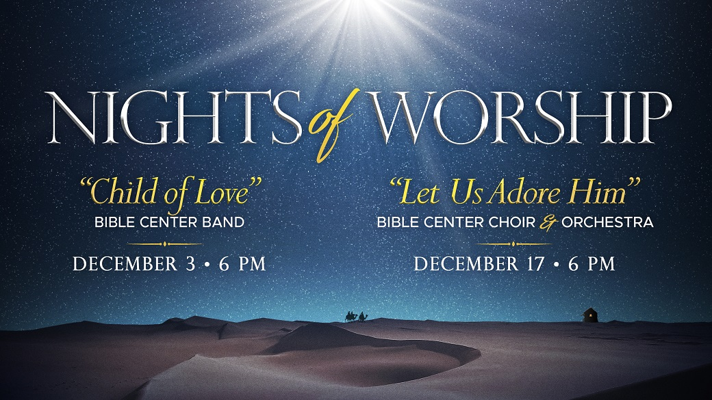 Christmas Nights of Worship