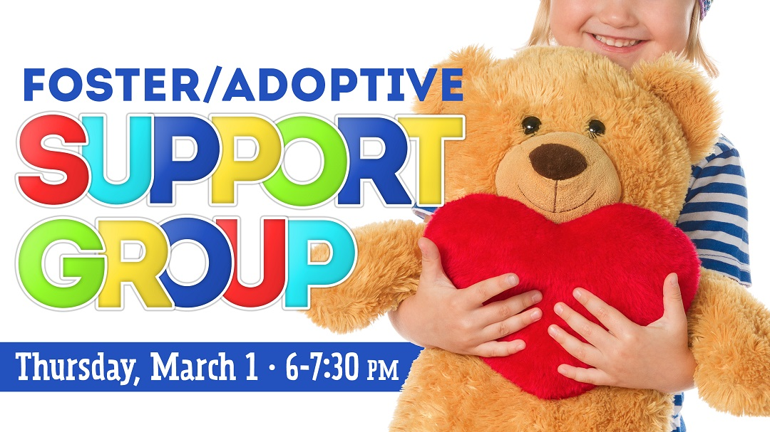 Foster/Adoptive Support Group
