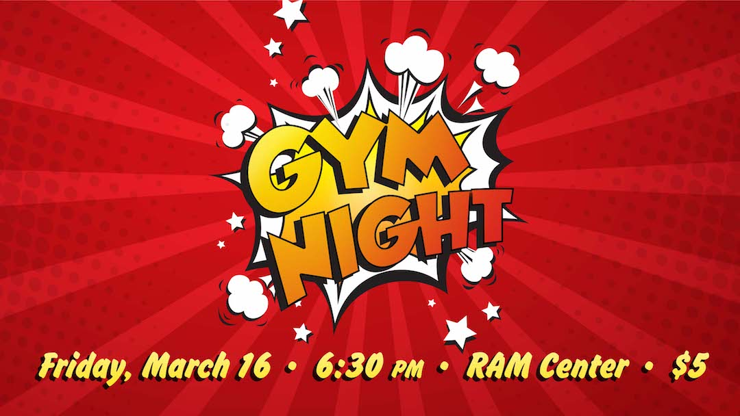 Gym Night (3rd-5th)