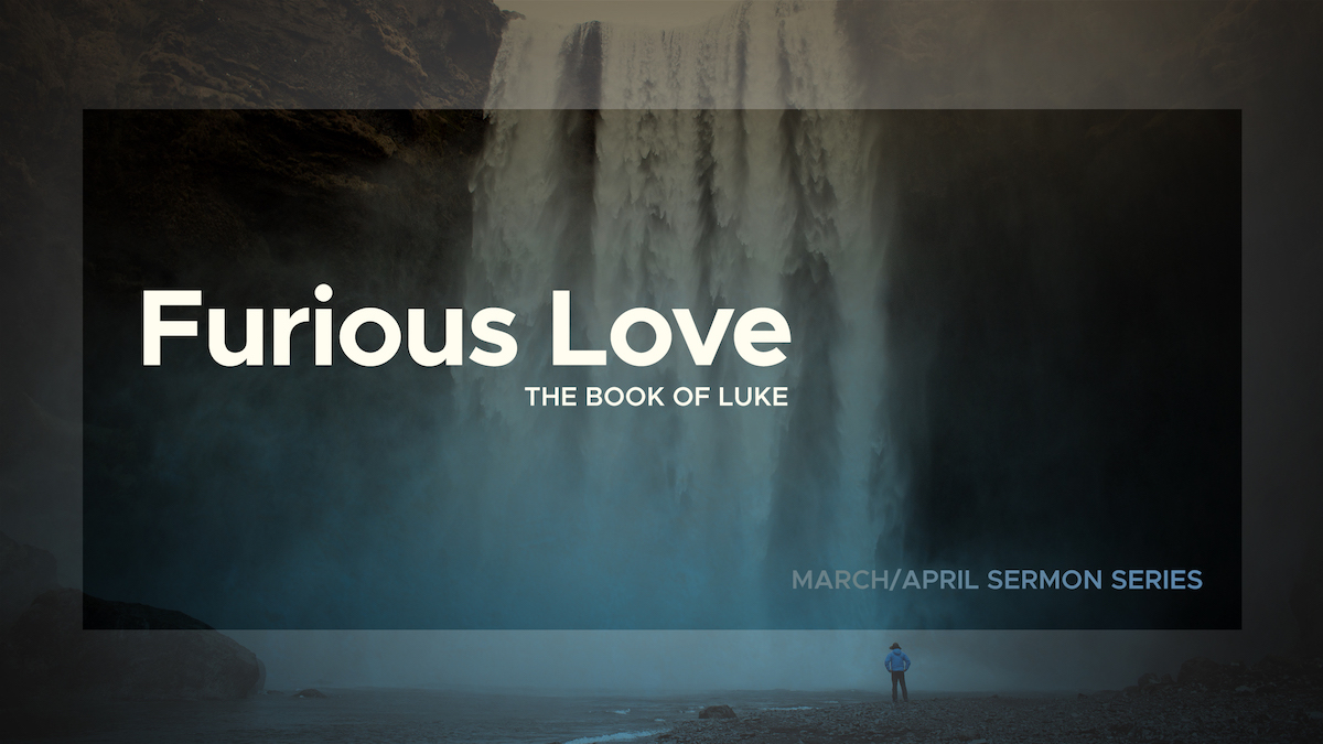 Sermon Series | Furious Love