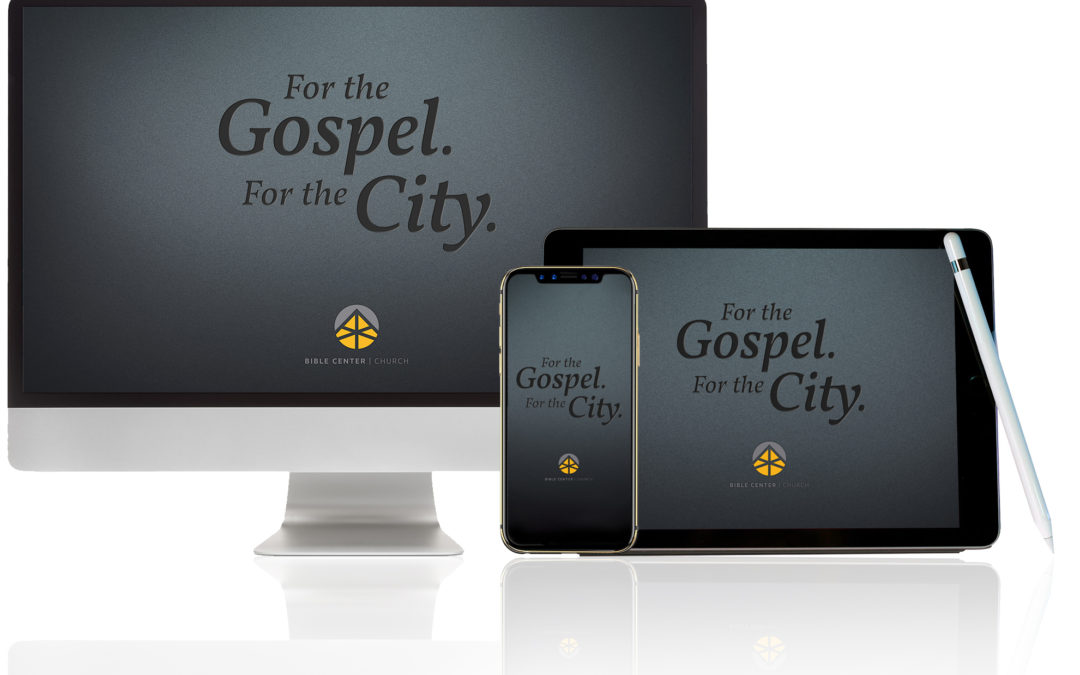 Downloads: For the Gospel. For the City.