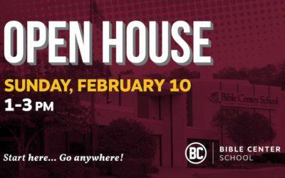 BCS Open House
