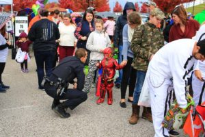 18 Trunk or Treat