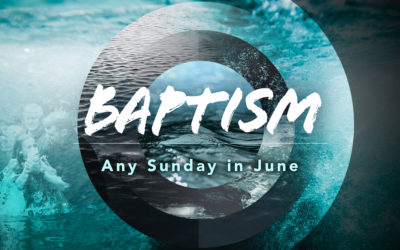 Baptism in June