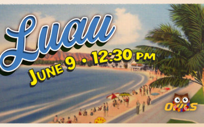OWLS Luau (Adults 55+)