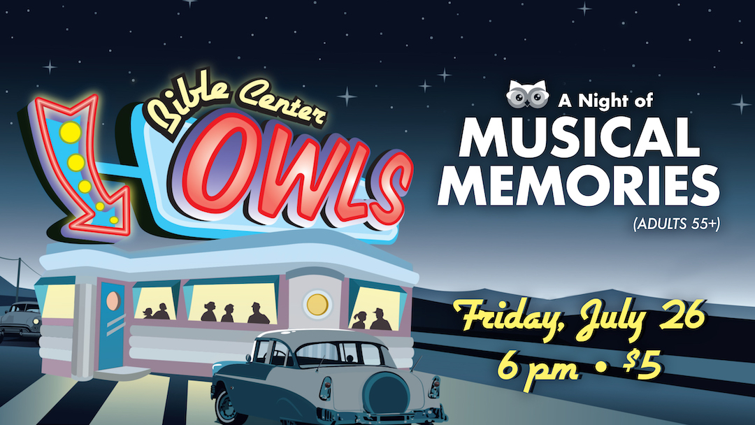 OWLS Night of Musical Memories (Adults 55+)