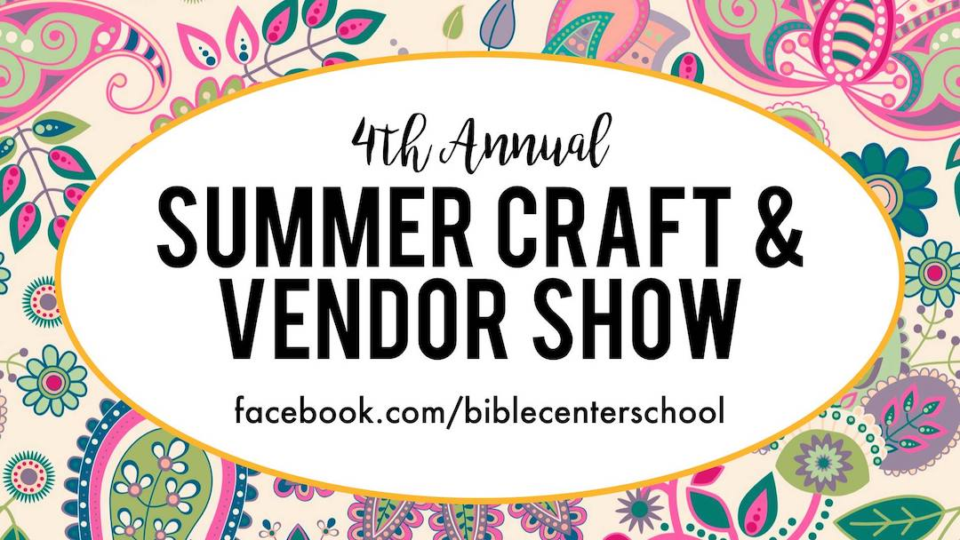 BCS Craft & Vendor Show