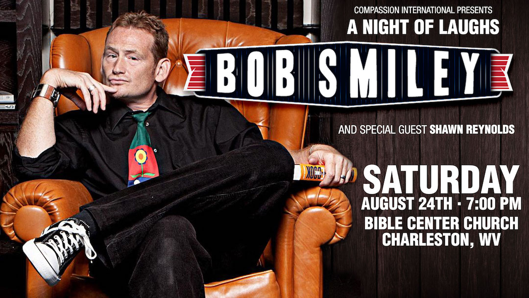 A Night of Laughs with Bob Smiley
