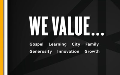 Sermon Series | We Value…
