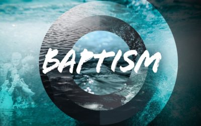Outdoor Baptism (Sept. 8)