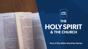 19 CC The Holy Spirit