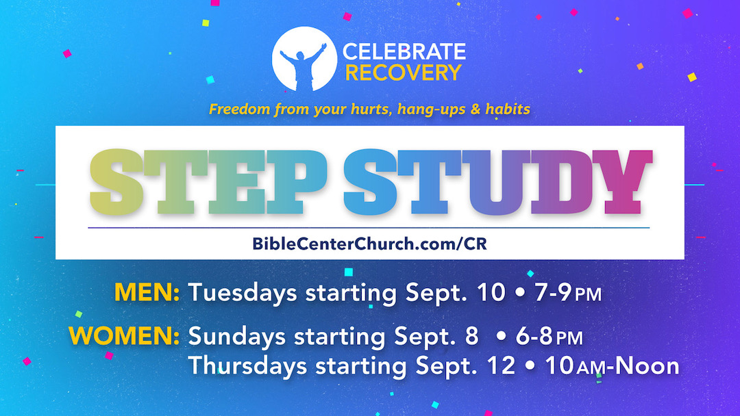 Celebrate Recovery In-Depth 12-Step Study