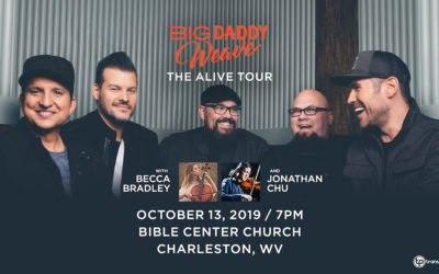 Big Daddy Weave in Concert