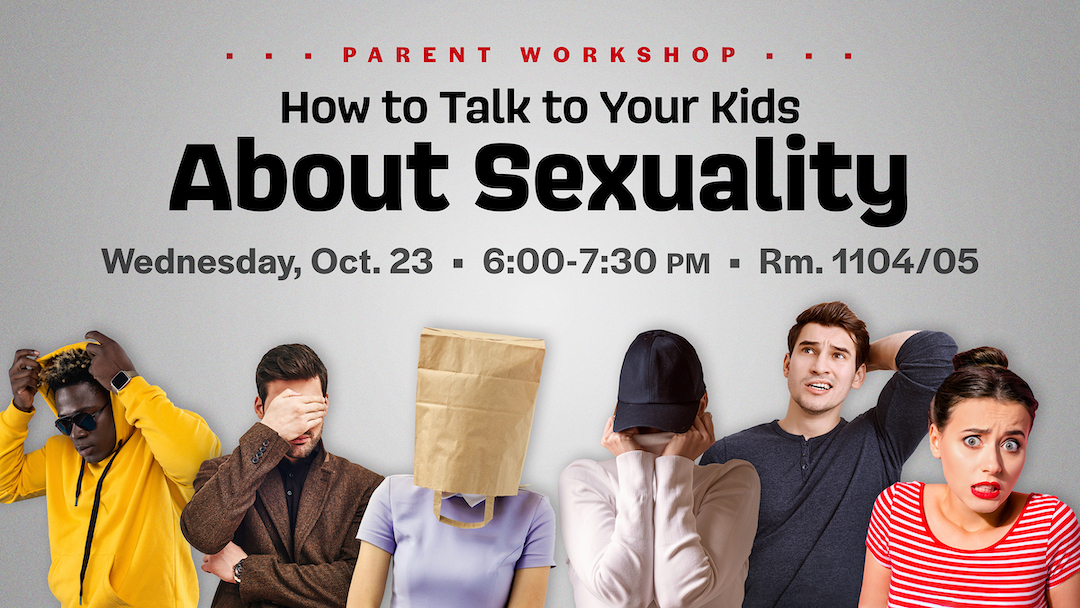 How to Talk to Your Kids About Sexuality