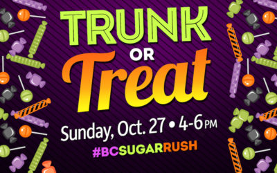 Trunk or Treat: All Hands on Deck!