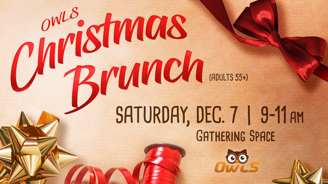OWLS Christmas Brunch