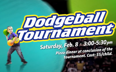 Dodgeball Tournament (3rd-5th) – One-Day Event