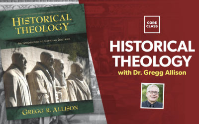 Guest Speaker Dr. Gregg Allison – POSTPONED