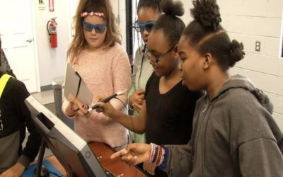 New innovation center offers lessons in technology for Mary C. Snow students