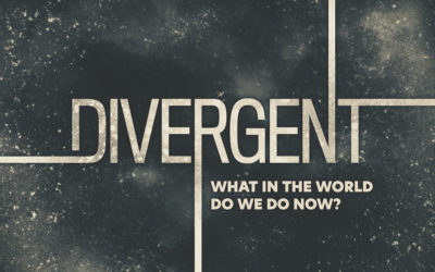 Sermon Series | Divergent: What in the world do we do now?